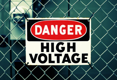 high voltage safety training and expert witness