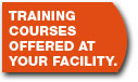 Training Courses for electrical utility companies